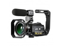 Buy 4K Camcorder, ORDRO AC3 Ultra HD Video 1080P WiFi IR Night Vision Imported from USA
