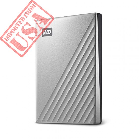 Buy original WD 2TB Portable External Hard Drive imported From USA, sale in Pakistan