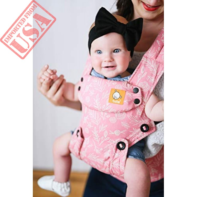 baby tula explore baby carrier adjustable newborn to toddler carrier
