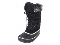 Buy online Imported Winter Snow Boots for Women in Pakistan