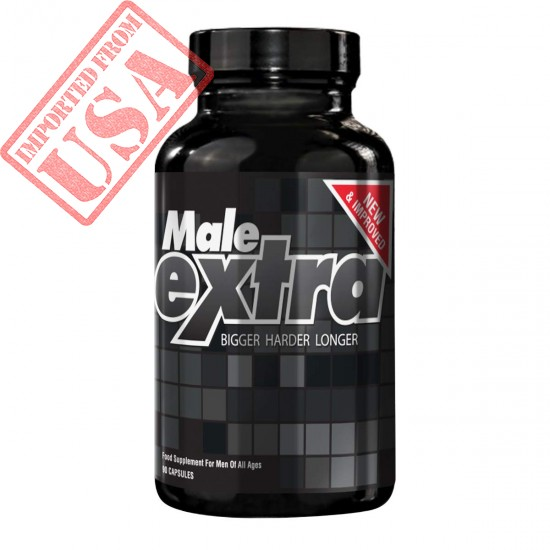 Original Male Extra Natural Male Enhancement Supplement, Helps Improve Sexual Performance, Size and Stamina Buy in Pakistan