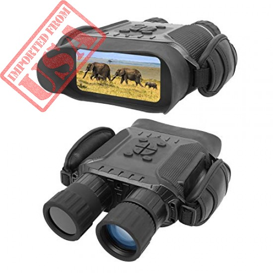 Original Digital Night Vision Binocular by Bestguarder sale in Pakistan
