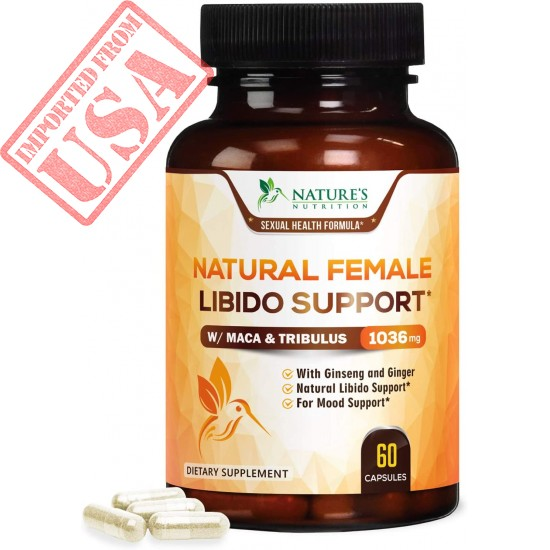 Best Female Libido Enhancement Pills with Maca Made in USA Sale in Pakistan