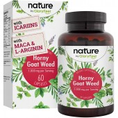 Effective Horny Goat Weed for Women & Men with Maca, Stamina Boost and Performance Sale in Pakistan