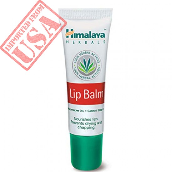 Original Lip Balm by Himalaya Herbal imported from India Sale online in Pakistan