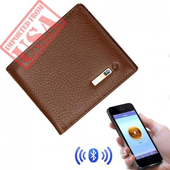 Buy Anti-Lost Anti-Theft Coafit Bifold Portable Wallet For Men In Pakistan