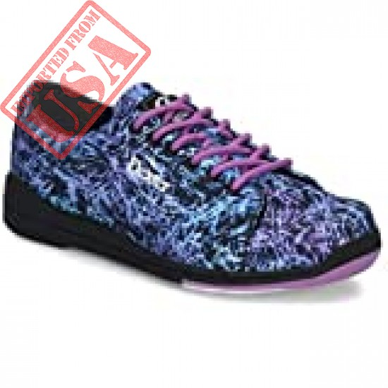 Dexter Ultra Black Abstract Ladies Size 9