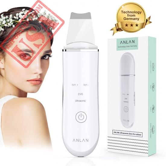 Skin Scrubber Face Spatula by ANLAN | Ultrasonic Face Scrubber Sale in Pakistan