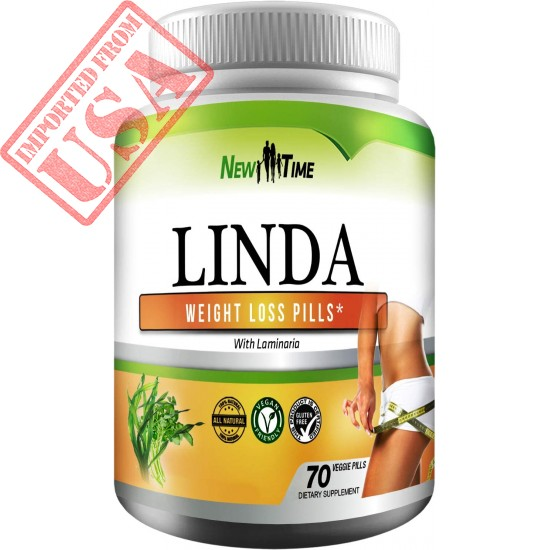 Linda - Best Weight Loss Pills - Linda for Women & Men - Sale in Pakistan