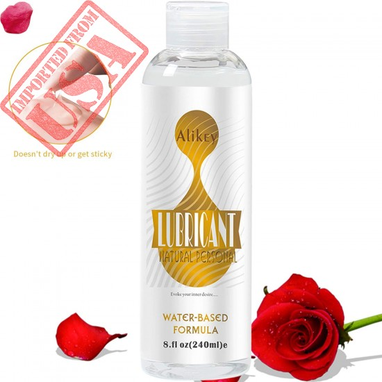 Water-Based Super Slick Long Lasting, Sex Lube Lubricant for Men Couple Shop Online in Pakistan