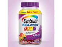 Centrum Women MultiGummies Multivitamin / Multimineral Supplement Online in Pakistan