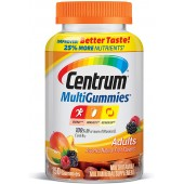 Centrum Multi Gummies for Adults | Multivitamin/Multimineral Gluten-Free Supplement Sale in Pakistan