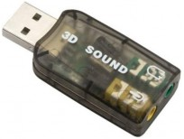 USB Audio Sound Adapter for PS3, PS4, Windows, Mac Sale in Pakistan