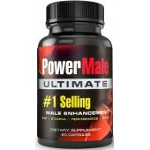 Shop Original PowerMale Ultimate - #1 Male Enhancement Pills - Increase Size, Stamina & Performance
