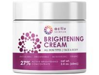 ACTIVSCIENCE Whitening Cream for Face & Body - Dark Spot Treatment Sale in Pakistan