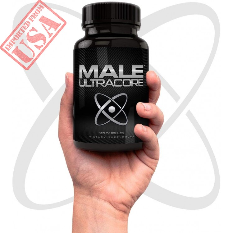 Male UltraCore Supplements – High Potency - Ultimate Endurance Drive & Strength Booster Buy in