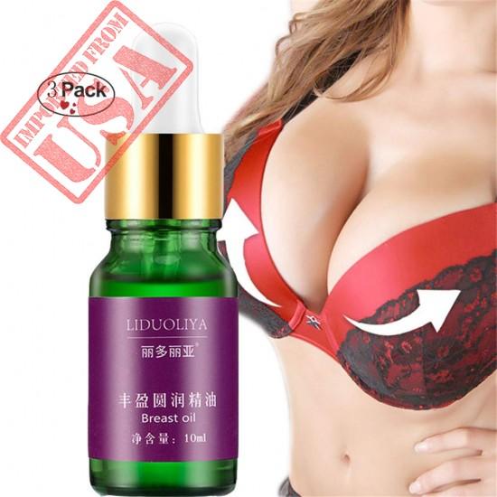 Most Effective Breast Enlargement Essential Oil By Shouhengda (3 Bottle Pack) Sale in Pakistan