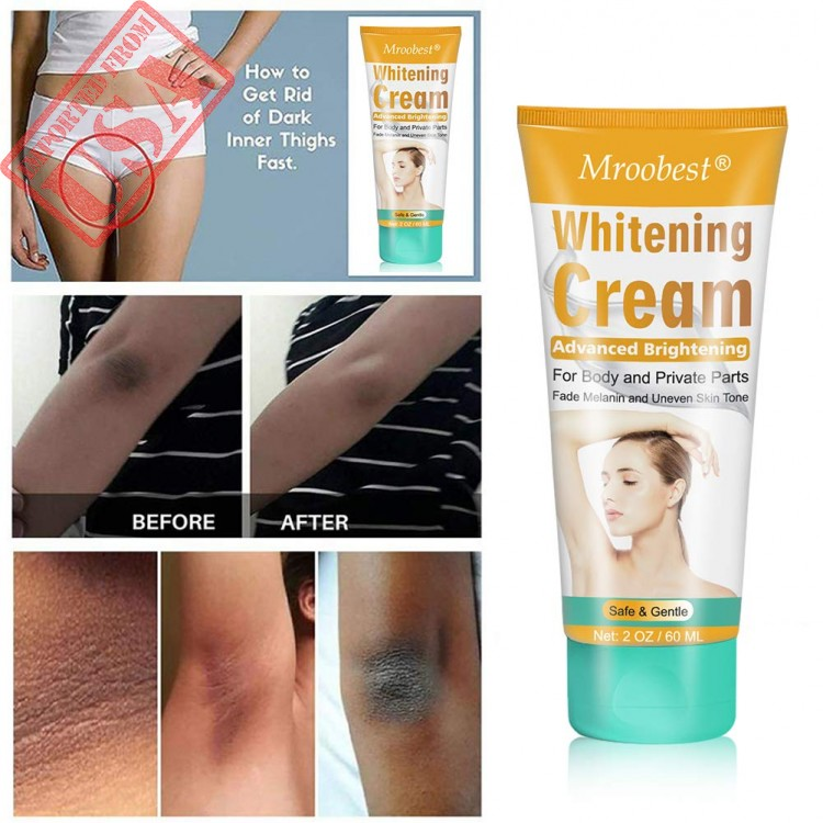 Mroobest Whitening Cream Advance Brightening For Body Private Parts Usa Made For Sale In Pakistan