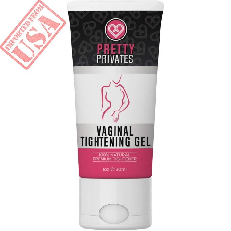Vaginal Tightening Gel 100 Natural Formula Buy Online In Pakistan