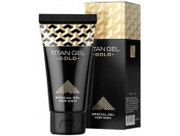 100% Original High Quality Imported Russian Titan Gel Gold For Men in Pakistan