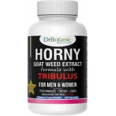 Buy DrBotanic Nutrition Male & Female Performance Booster with Horny Goat Weed Extract in Pakistan