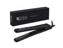 Original KIPOZI Pro Flat Iron Hair Straightener with Ceramic Plates Straightens & Curls All hair Types Anti frizz Online in Pakistan