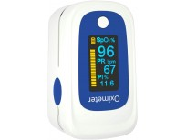 Portable Pulse Oximeter Fingertip, Blood Oxygen Saturation Monitor with Large LED Display Buy in Pakistan