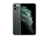 Apple iPhone 11 Pro Max (64GB, Midnight Green) [Locked] + Carrier Subscription