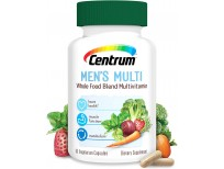 Buy Original Centrum Whole Food Multivitamin for Men, Gluten Free Dietary Supplement