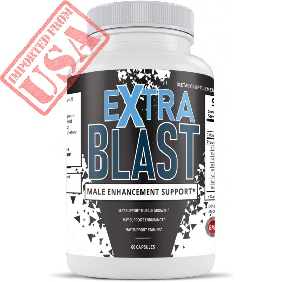 Effective Extra Blast Enhancement Formula USA Made Sale in Pakistan