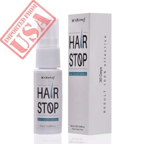 Hair Inhibitor Spary Non-Irritating Painless Hair Inhibitor Spray for Women and Men