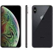 Apple iPhone XS Max, 256GB, Space Gray - Fully Unlocked (Renewed Premium)