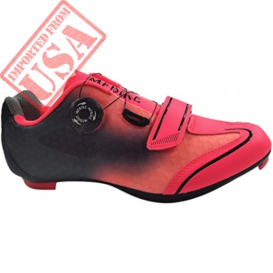 MEBIKE Womens Road Cycling Shoes Lady Spin Look Delta Bike Shoes Womens Indoor Cycling Shoes Spin Lock MTB Bicycle Cycling Shoes for Women