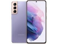 Samsung Galaxy S21 5G | Factory Unlocked Android Cell Phone | US Version 5G Smartphone | Pro-Grade Camera, 8K Video, 64MP High Res | 128GB, Phantom Violet (SM-G991UZVAXAA)