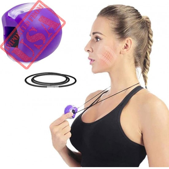 NCTP Jaw Exerciser , Double Chin Reducer Eliminator for Jawline Shaper, Mouth Face Neck Jawline Exerciser for Men Women - Face Lift Chisel Chin Slimming & Neck Muscle(40,50,60 lbs)